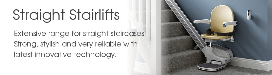 Home Care Straight Stairlifts UK