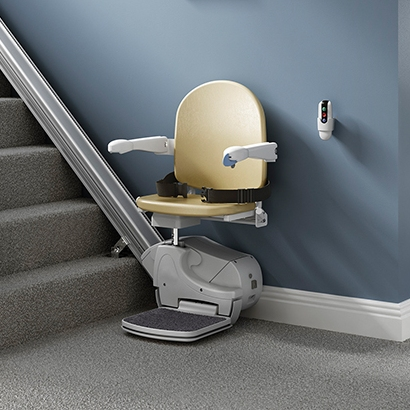 950 Compact Straight Stairlift
