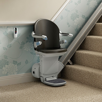950 Plus Compact Straight Stairlift